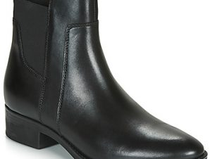 Μπότες Geox D FELICITY ΣΤΕΛΕΧΟΣ: Δέρμα & ΕΠΕΝΔΥΣΗ: Συνθετικό & ΕΣ. ΣΟΛΑ: Συνθετικό & ΕΞ. ΣΟΛΑ: Συνθετικό