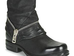 Μπότες Airstep / A.S.98 SAINT EC ZIP NEW ΣΤΕΛΕΧΟΣ: Δέρμα βοοειδούς & ΕΠΕΝΔΥΣΗ: Δέρμα βοοειδούς & ΕΣ. ΣΟΛΑ: Δέρμα βοοειδούς & ΕΞ. ΣΟΛΑ: Συνθετικό
