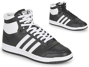 Ψηλά Sneakers adidas TOP TEN ΣΤΕΛΕΧΟΣ: Δέρμα και συνθετικό & ΕΠΕΝΔΥΣΗ: Συνθετικό και ύφασμα & ΕΣ. ΣΟΛΑ: Ύφασμα & ΕΞ. ΣΟΛΑ: Καουτσούκ