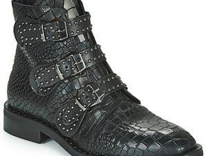 Μπότες Mimmu JUDITHE ΣΤΕΛΕΧΟΣ: Δέρμα & ΕΠΕΝΔΥΣΗ: Δέρμα & ΕΣ. ΣΟΛΑ: & ΕΞ. ΣΟΛΑ: Καουτσούκ