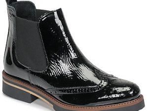 Μπότες Betty London NAVA ΣΤΕΛΕΧΟΣ: Δέρμα & ΕΠΕΝΔΥΣΗ: Δέρμα & ΕΣ. ΣΟΛΑ: Δέρμα & ΕΞ. ΣΟΛΑ: Καουτσούκ