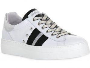 Xαμηλά Sneakers NeroGiardini NERO GIARDINI 707 SKIPPER BIANCO
