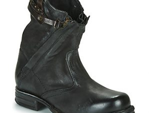 Μπότες Airstep / A.S.98 SAINT METAL ZIP ΣΤΕΛΕΧΟΣ: Δέρμα & ΕΠΕΝΔΥΣΗ: Δέρμα & ΕΣ. ΣΟΛΑ: Δέρμα & ΕΞ. ΣΟΛΑ: Συνθετικό