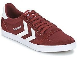 Xαμηλά Sneakers Hummel STADIL CANEVAS LOW ΣΤΕΛΕΧΟΣ: Ύφασμα & ΕΠΕΝΔΥΣΗ: Συνθετικό & ΕΣ. ΣΟΛΑ: Συνθετικό & ΕΞ. ΣΟΛΑ: Καουτσούκ