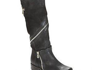 Μπότες για την πόλη Airstep / A.S.98 SAINT EC ZIP ΣΤΕΛΕΧΟΣ: Δέρμα & ΕΠΕΝΔΥΣΗ: Δέρμα & ΕΣ. ΣΟΛΑ: Δέρμα & ΕΞ. ΣΟΛΑ: Συνθετικό
