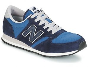 Xαμηλά Sneakers New Balance U420 ΣΤΕΛΕΧΟΣ: Δέρμα / ύφασμα & ΕΠΕΝΔΥΣΗ: Ύφασμα & ΕΣ. ΣΟΛΑ: Ύφασμα & ΕΞ. ΣΟΛΑ: Συνθετικό