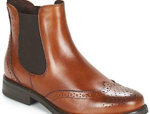 Μπότες Betty London JOSTA ΣΤΕΛΕΧΟΣ: Δέρμα & ΕΠΕΝΔΥΣΗ: Δέρμα και συνθετικό & ΕΣ. ΣΟΛΑ: Δέρμα & ΕΞ. ΣΟΛΑ: Συνθετικό