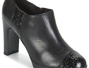 Μποτάκια/Low boots Geox D ANNYA HIGH ΣΤΕΛΕΧΟΣ: Δέρμα βοοειδούς & ΕΠΕΝΔΥΣΗ: Συνθετικό & ΕΣ. ΣΟΛΑ: Συνθετικό & ΕΞ. ΣΟΛΑ: Καουτσούκ