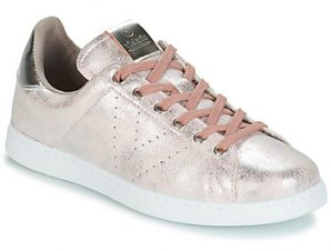 Xαμηλά Sneakers Victoria TENIS METALIZADO ΣΤΕΛΕΧΟΣ: Συνθετικό & ΕΠΕΝΔΥΣΗ: Ύφασμα & ΕΣ. ΣΟΛΑ: Ύφασμα & ΕΞ. ΣΟΛΑ: Συνθετικό