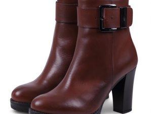LeonArch Women's High Heel Boot 2380 Κονιάκ